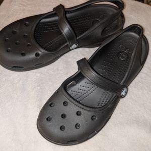Women's slip Crocs